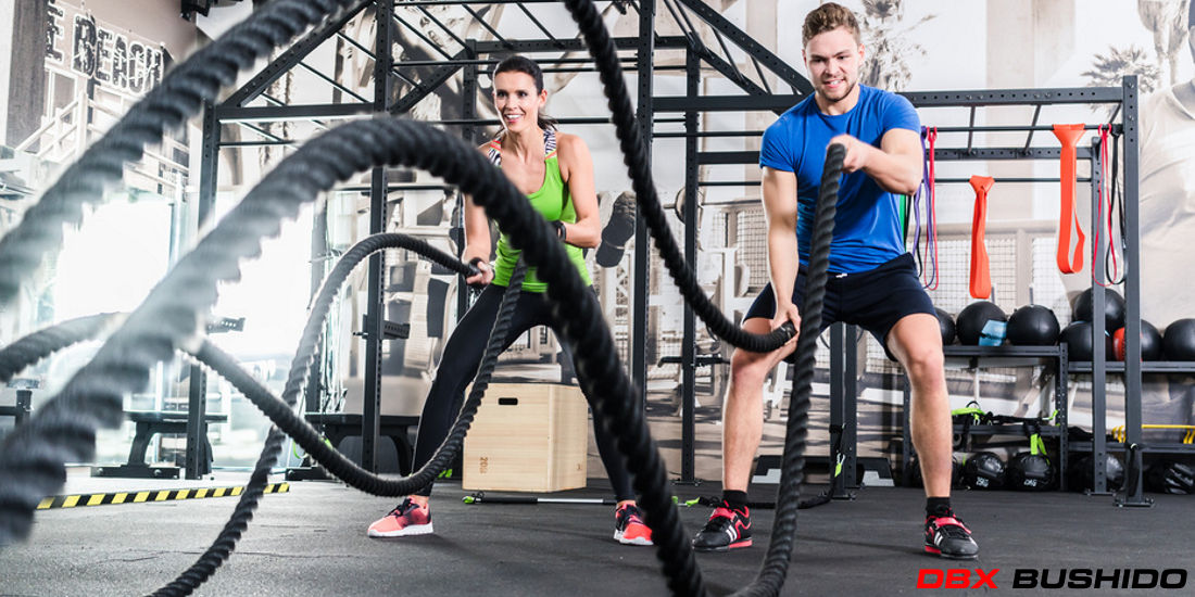 Fitness Power Rope